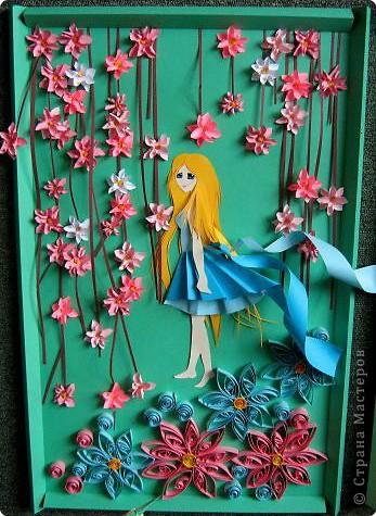 Весна в стиле анимэ фото 1