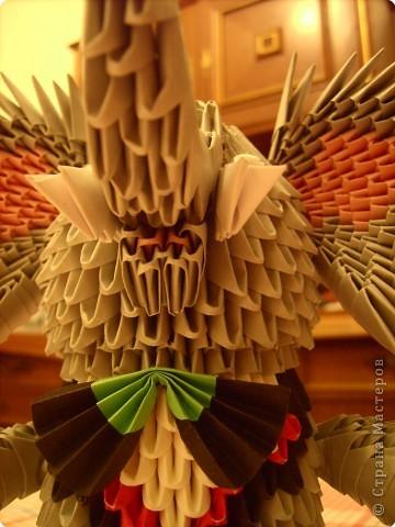 Оригами модульное: слоник фото 5