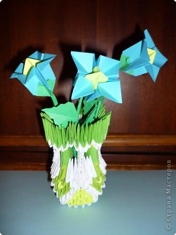 Оригами модульное: Пополнение фото 6