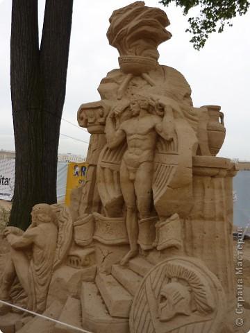 Международный фестиваль на пляже Петропавловской крепости в Санкт-Петербурге. 2009 год фото 10