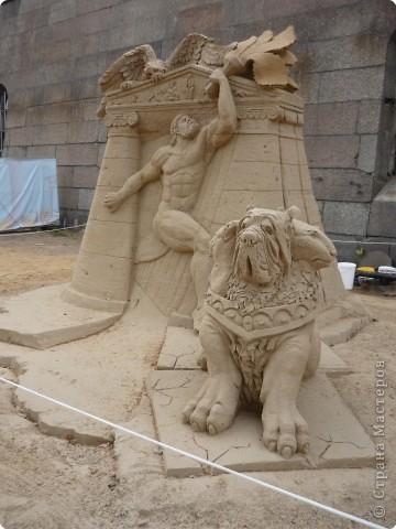 Международный фестиваль на пляже Петропавловской крепости в Санкт-Петербурге. 2009 год фото 5