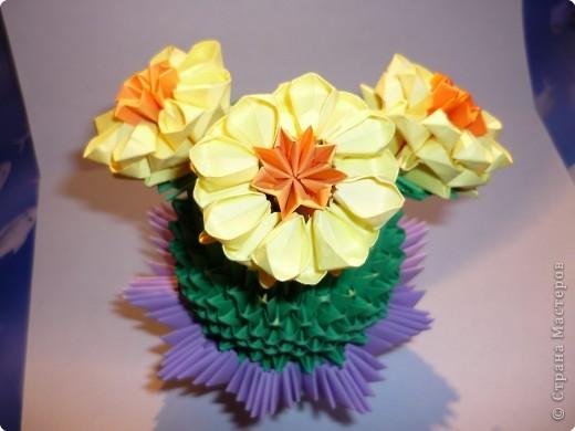 Оригами модульное: Пополнение фото 4