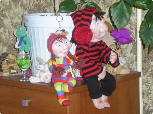 Кукла-грелка на самовар фото 14