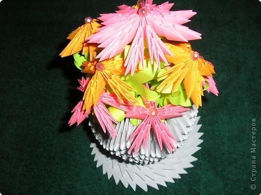 Оригами модульное: Подарок для подруги фото 1