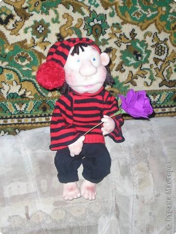 Кукла-грелка на самовар фото 13