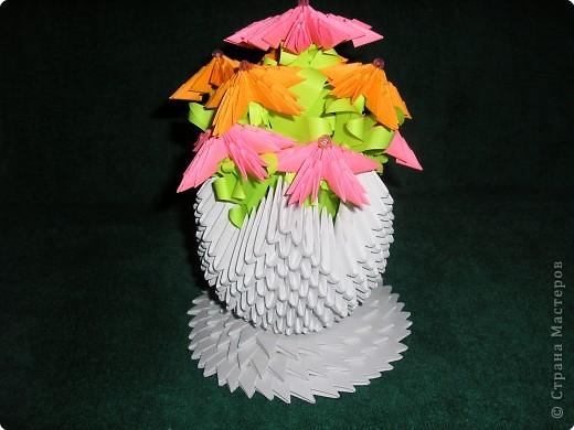 Оригами модульное: Подарок для подруги фото 2