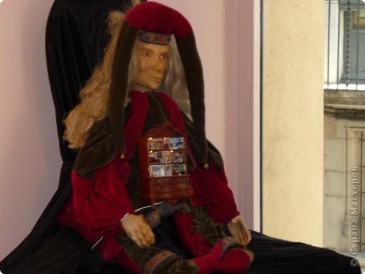В Жироне набрели на небольшой, видимо, частный Музей миниатюр.Вот, что мы там увидели...  фото 9