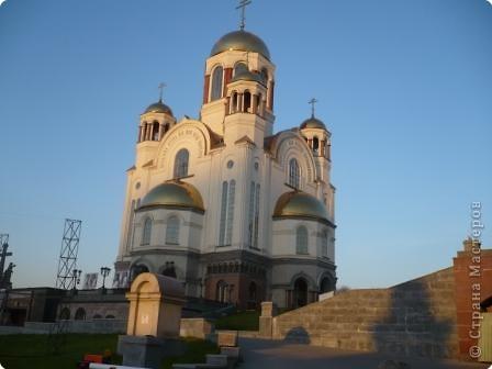По дороге в Екатеринбург - октябрь 2008г фото 2
