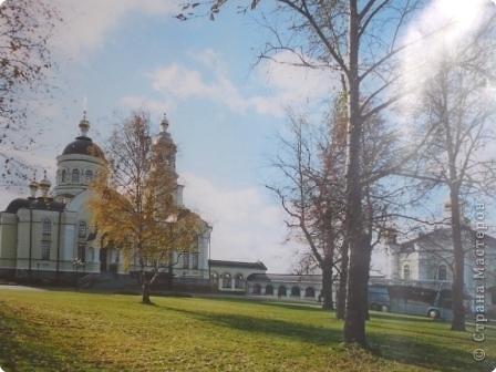 По дороге в Екатеринбург - октябрь 2008г фото 13