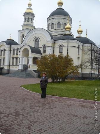 По дороге в Екатеринбург - октябрь 2008г фото 15