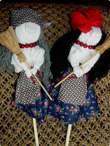 Шитьё: Две старушки-две подружки фото 1