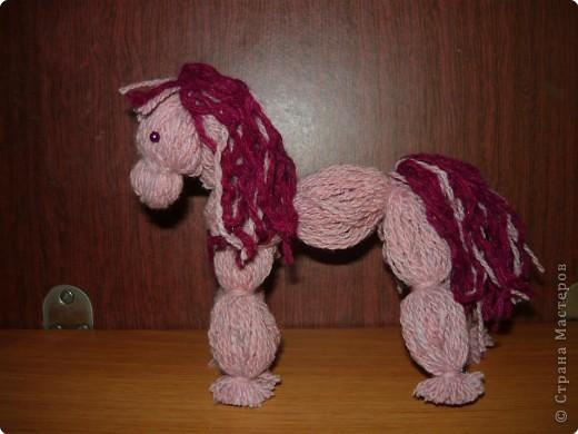 "Плетение - Мои лошадки "" Поиск мастер классов, поделок своими руками и рукоделия на SearchMasterclass.Net"