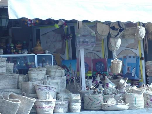 Ура!!!!  Я снова с Вами в эфире  \после маленькой паузы-отпуска \ и не с пустыми руками, а с букетом мароканских цветов для Вас , мои много уважаемые жители Страны Мастеров!!!  фото 2