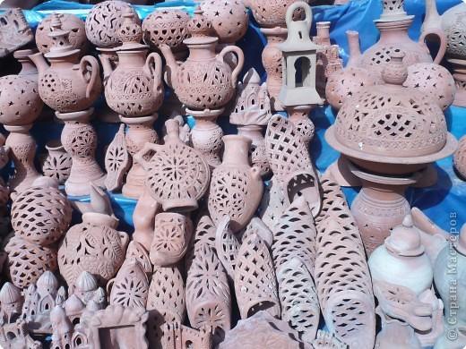 Ура!!!!  Я снова с Вами в эфире  \после маленькой паузы-отпуска \ и не с пустыми руками, а с букетом мароканских цветов для Вас , мои много уважаемые жители Страны Мастеров!!!  фото 4