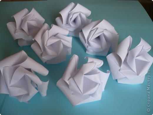 Вот такие розы я повстречала на просторах интернета .  Просто не могу с Вами не поделиться таким простым методом.  фото 28