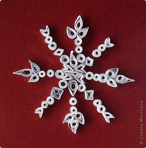 Снежинка. Соня Генина (4А)