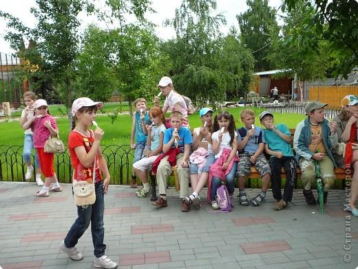 """Это мои гаврики(экипаж """"Звёздный"""" летнего школьного лагеря).Мы собрались в зоопарк! фото 11"""