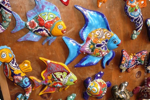 Керамика поделки детьми
