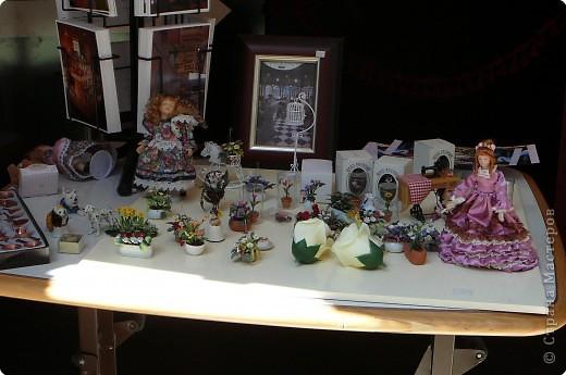 В Жироне набрели на небольшой, видимо, частный Музей миниатюр.Вот, что мы там увидели...  фото 7