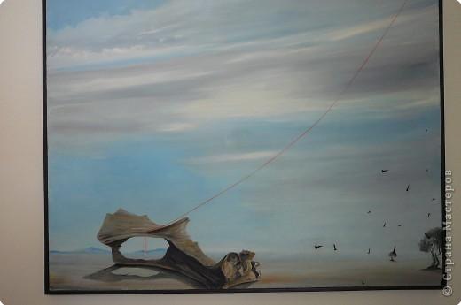 Сальвадор Дали- самый богатый в мире художник,самый известный в мире каталонец.. Он родился, жил, творил и умер в Фигейрасе, осуществив самый грандиозный проект своей жизни: «Театр-Музей».   Громадные яйца покрывающие крышу музея - это любимейшие символы Дали , которые он считал основой жизни… фото 19