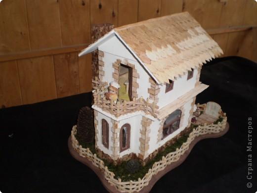 Моделирование: макет домика фото 1