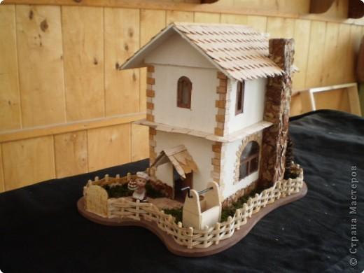 Моделирование: макет домика фото 2