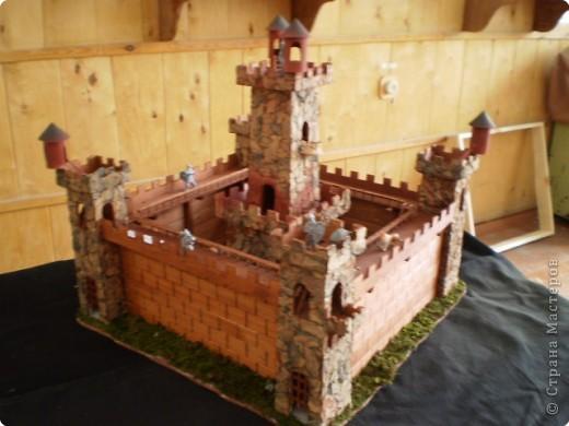 Моделирование: макет домика фото 5