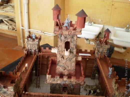 Моделирование: макет домика фото 6