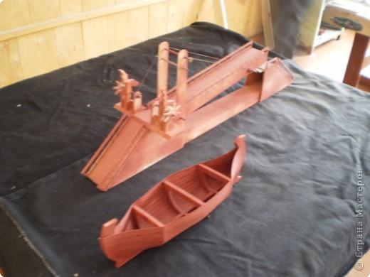 Моделирование: макет домика фото 7
