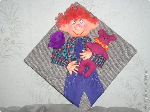 Кукла-грелка на самовар фото 11
