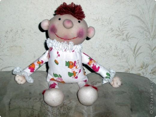Кукла-грелка на самовар фото 8