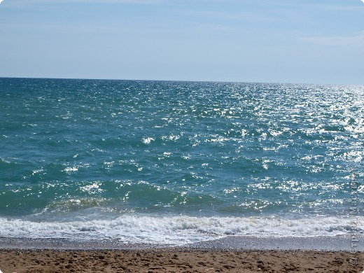 Крым, ласковое утреннее море... фото 1