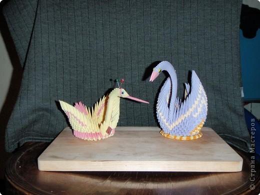 Оригами модульное: 1,5 дачных выходных фото 1