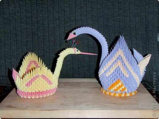 Оригами модульное: 1,5 дачных выходных фото 6