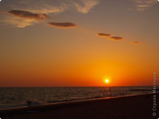 Крым, ласковое утреннее море... фото 7