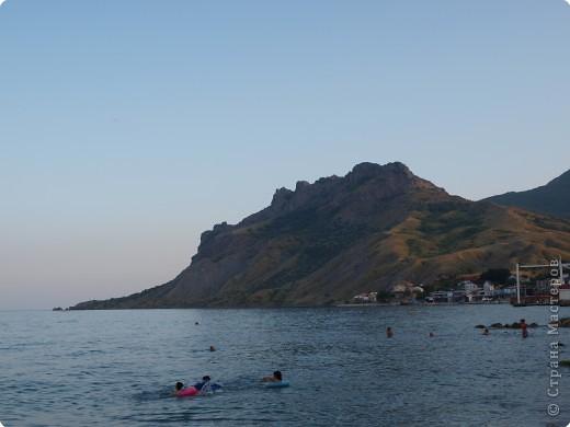 Крым, ласковое утреннее море... фото 8