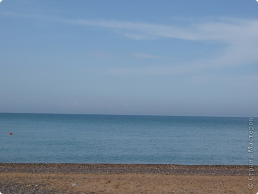 Крым, ласковое утреннее море... фото 11