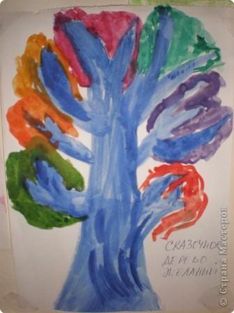 Волшебное дерево желаний фото 1