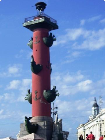 Вот и приехали мы в город Санкт-Петербург, разместились в гостинице и началась череда автобусных и пешеходных экскурсий... фото 18