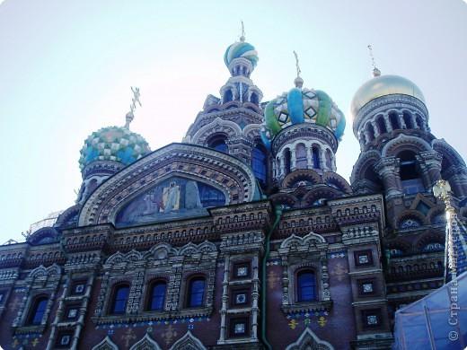 Вот и приехали мы в город Санкт-Петербург, разместились в гостинице и началась череда автобусных и пешеходных экскурсий... фото 26