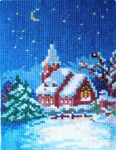 Зимние миниатюры фото 1