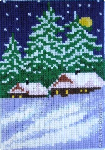Зимние миниатюры фото 3