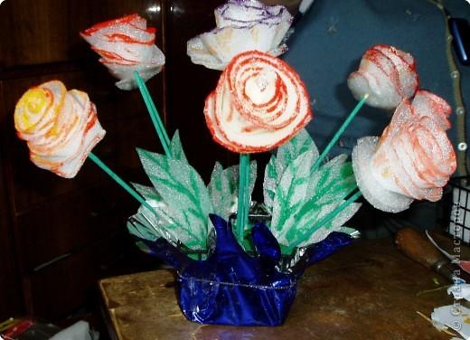 Цветы для любимых фото 3