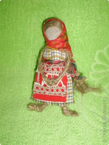 Игровая кукла от Марины Мишиной из Санкт Петербурга.