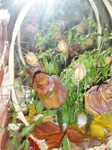 Моделирование: На прогулке мы гуляли - листья в розы собирали фото 2