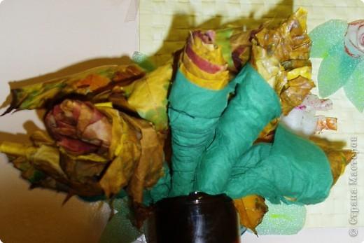 Моделирование: На прогулке мы гуляли - листья в розы собирали фото 1
