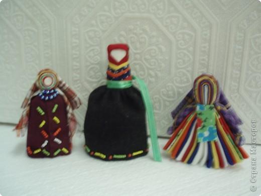 Финно-угорские куклы (ближе к северу России) фото 1
