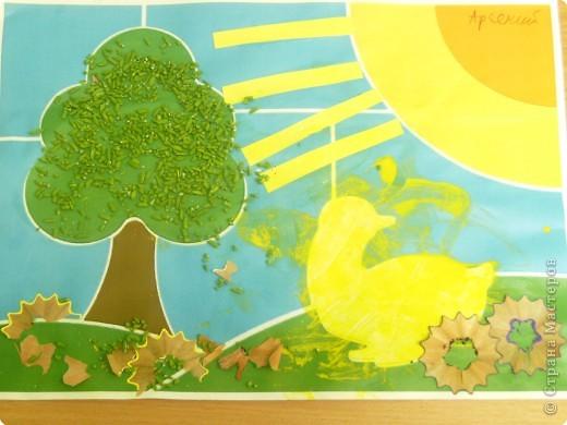 """Все  работы   выполнены  детьми  детского  центра  """"Разумейка"""". Для черепах был использован шаблон   http://umnyedetki.ru/raskraski4.html фото 10"""