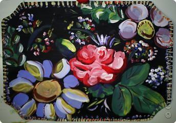 Цветы Жостово  фото 1