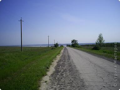 Приглашаю прогуляться со мной до нашего Ахмата пешком. Который находится на берегу Волги. Идти 6 км от ближайшего населенного пункта. фото 1
